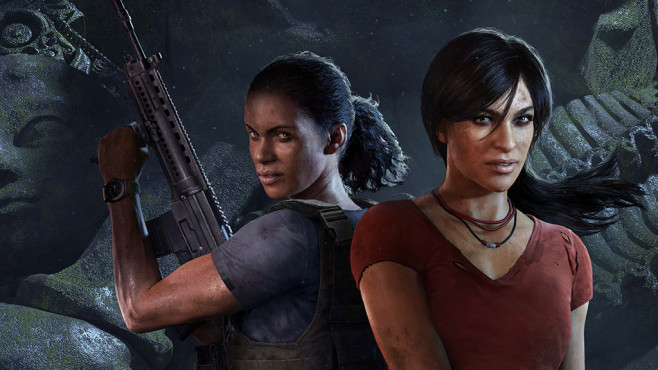 Uncharted – The Lost Legacy ©Sony