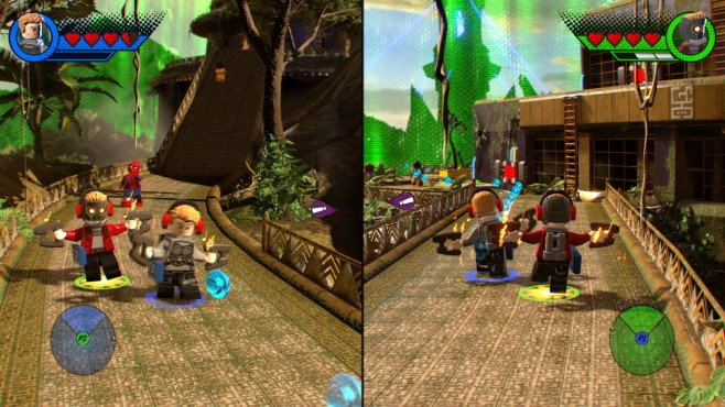Lego Marvel Super Heroes 2 © Warner Bros.