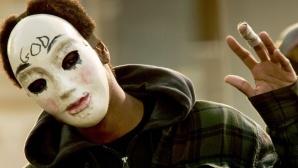 Maskierter Purge-Killer ©RTL