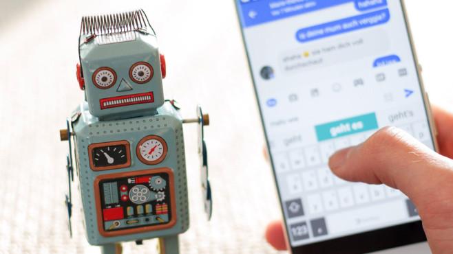 Hilfreiche Chatbots ©Patrick Daxenbichler - Fotolia.com