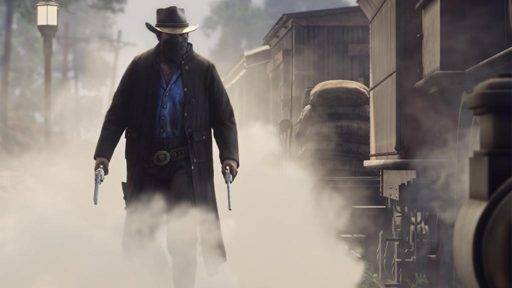 Red Dead Redemption 2: Bilder aus dem Spiel