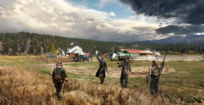 Bilder: Far Cry 5 © Ubisoft
