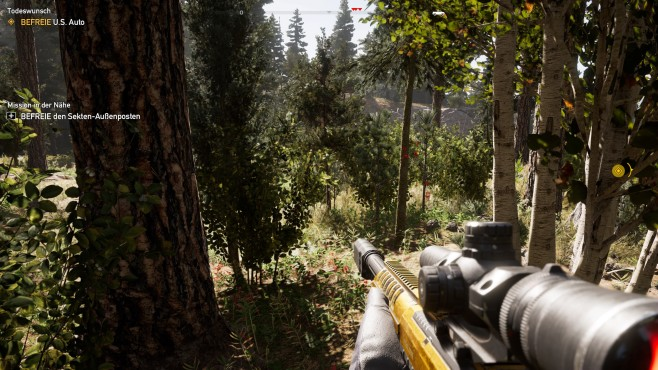 Far Cry 5 in Aktion! © Ubisoft