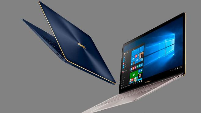 Asus ZenBook 3 Deluxe ©Asus