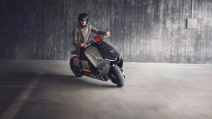 BMW Motorrad Concept Link ©BMW