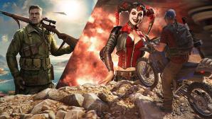 ©Warner Bros. Interactive, Ubisoft, Rebellion