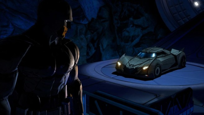 Batman: A Telltale Series © Telltale Games