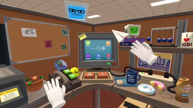 Job Simulator (VR) © Owlchemy Labs