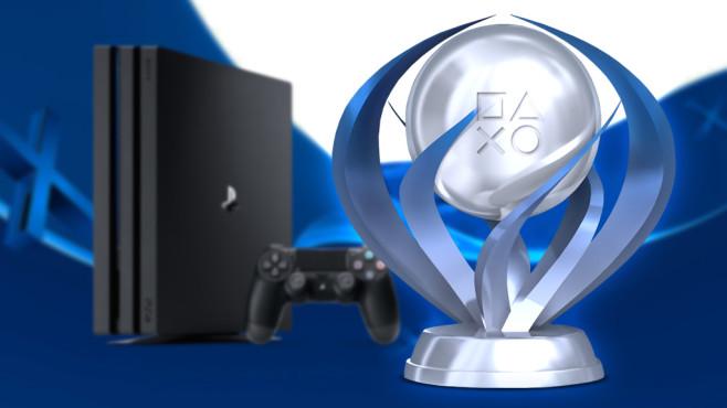 top 25: Die einfachsten Platin-Trophäen auf PS4 Mit diesen Spielen sammeln Sie schnell Platin-Trophäen auf der PS4. ©Sony