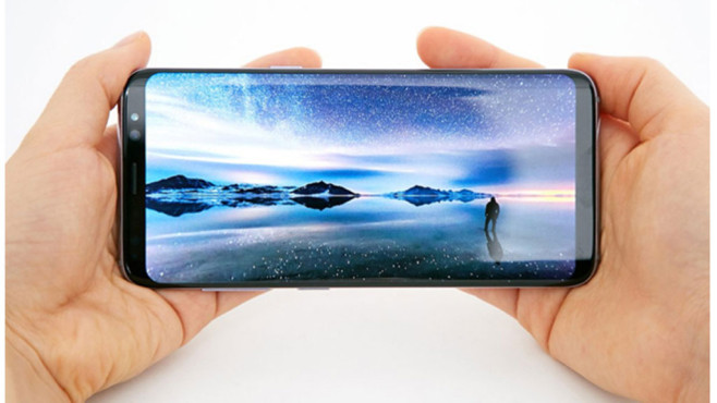 Galaxy S8: Handy ©Samsung