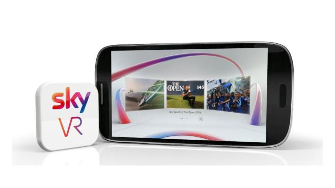 Die VR-Übertragung des CL-Finals ist nur für die Playstation VR Brille vorgesehen. ©Sky