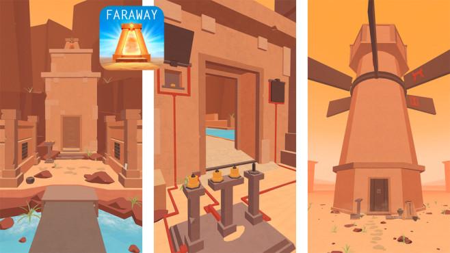 Faraway – Puzzle Escape ©Mousecity