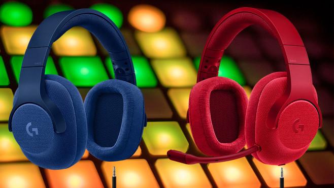 Logitech G433: Satter Klang für Spiele und Musik ©Logitech, Pixabay/Pexels.com