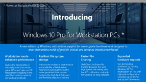 Windows 10 Pro for Workstation PCs © TheGrandMofongo/Twitter
