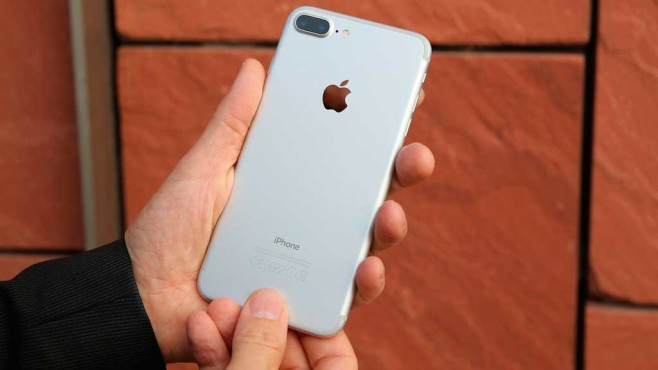 Apple iPhone 7 Plus ©COMPUTER BILD