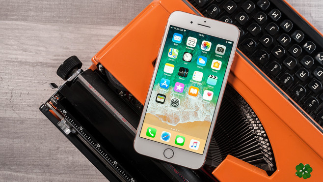 Apple iPhone 8 Plus ©COMPUTER BILD