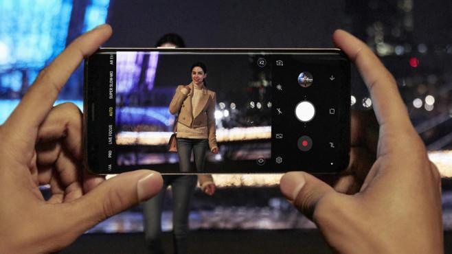 Samsung Galaxy S9 ©Samsung
