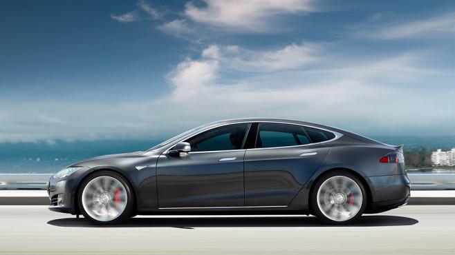 Tesla: Model S ©Tesla