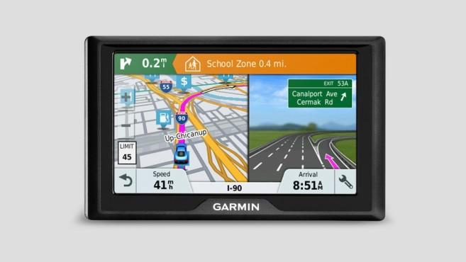 Garmin Drive 51 Europe LMT-S ©Garmin