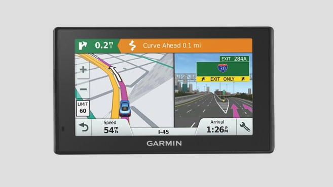 Garmin Drive Assist 51 Eu. LMT-D © Garmin
