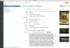 MediaElch (Mac)