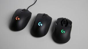 Logitech G903, G703 und G403 Prodigy im Vergleich ©COMPUTER BILD