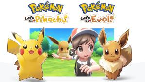 Pokémon Let's Go ©Nintendo / The Pokémon Company