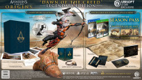 Assassin's Creed – Origins: Dawn of the Creed Legendary Collector's Edition © Ubissoft
