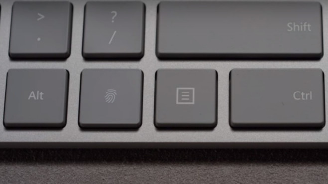 Microsoft Modern Keyboard ©Microsoft