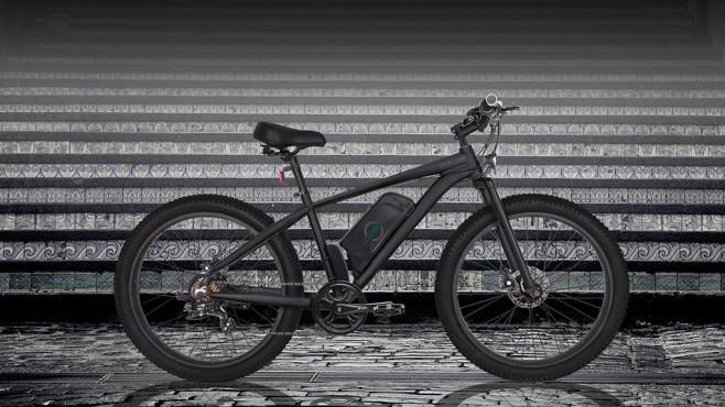 Strøm E-Bike ©Strøm