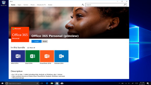 Office f�r Windows 10 S © Micorsoft