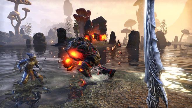 The Elder Scrolls Online – Morrowind im Test: Zurück nach Vvardenfell! ©Zenimax