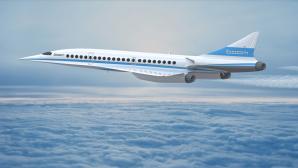 Boom: �berschall-Jet ©Boom