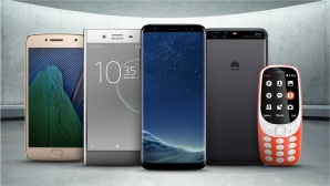 ©Samsung, LG, Huawei, Nokia, Sony, ©istock.com/Pinkypills