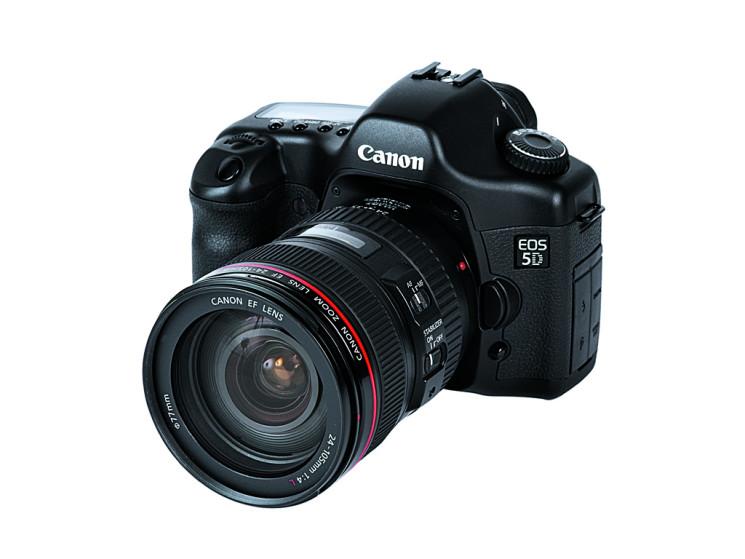 test digitale spiegelreflexkamera canon eos 5d audio video foto bild. Black Bedroom Furniture Sets. Home Design Ideas