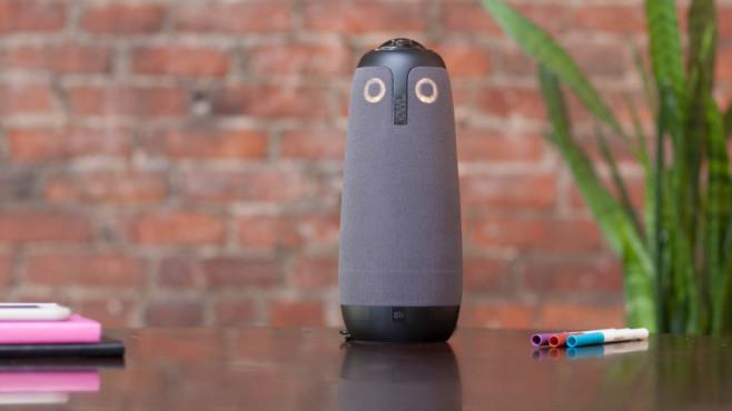 Meeting Owl: 360-Grad-Konferenzkamera ©Owl Inc.