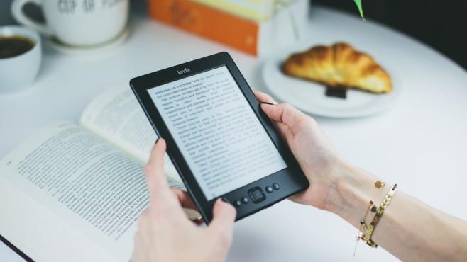 Amazon Kindle ©pixabay