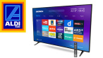 Aldi Süd: LED-Fernseher mit 65 Zoll für unter 900 Euro ©Aldi Süd