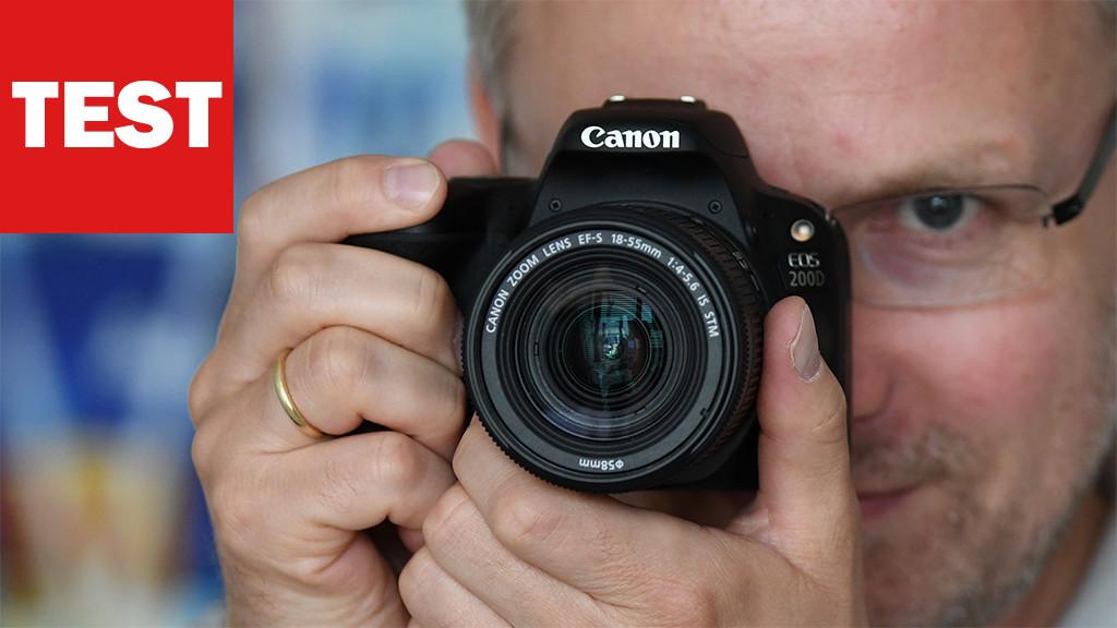 Canon EOS 200D: Test der Mini-DSLR - AUDIO VIDEO FOTO BILD
