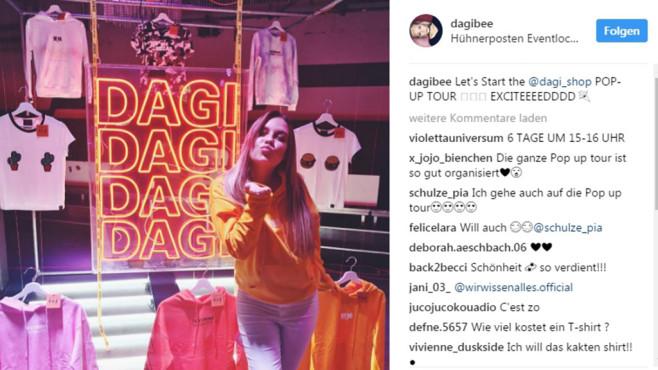 Dagi Bee Laden ©Screenshot: https://www.instagram.com/p/BVHOspFD4zR/?taken-by=dagibee