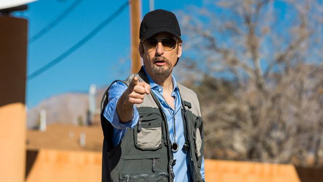 """Better Call Saul: 4. Staffel kommt! Chaos-Anwalt Jimmy McGill (Bob Odenkirk) kehrt 2018 in der vierten Staffel von """"Better Call Saul"""" auf den Bildschirm zurück. ©AMC"""