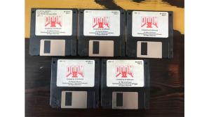 Doom 2: Disketten ©eBay / John Romero