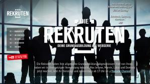 Die Rekruten: Serie ©Bundeswehr
