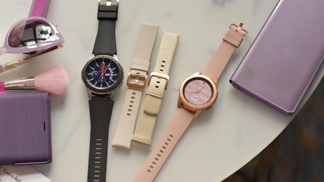 Samsung Galaxy Watch©COMPUTER BILD