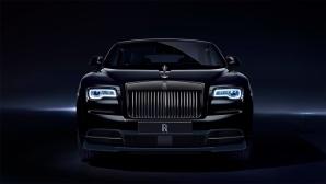 Rolls-Royce Dawn Black Badge ©Rolls-Royce Motor Cars