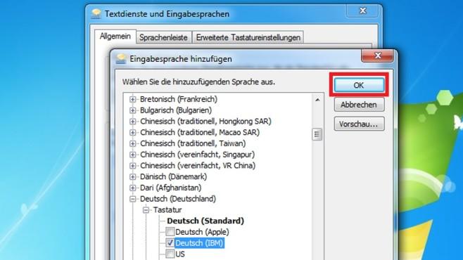 Windows 7: Speichern ©COMPUTER BILD
