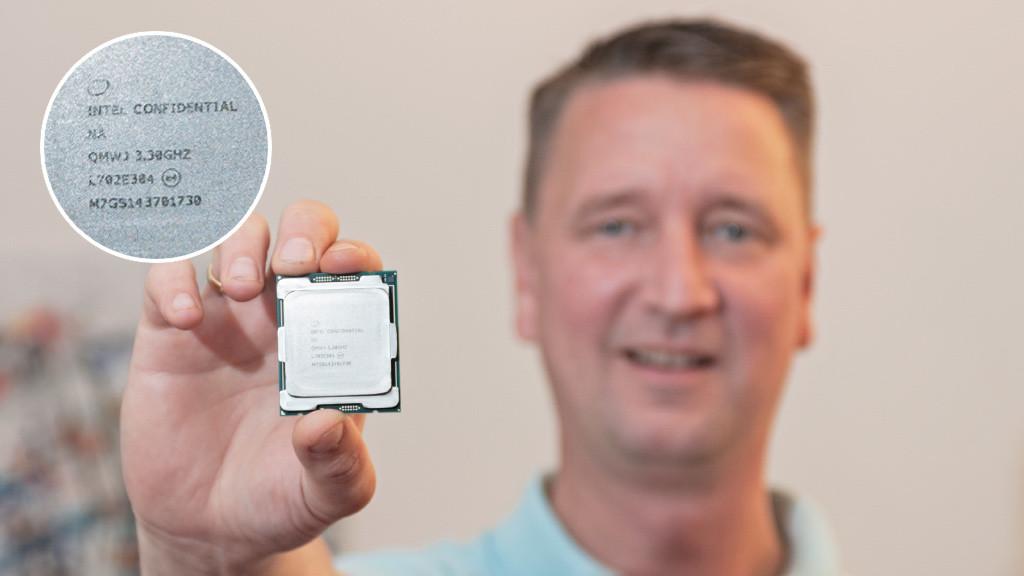Intel Core i9-7900X im Test ©COMPUTER BILD