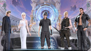 Final Fantasy 15 – A New Empire © MZ / Square Enix