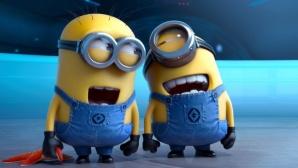 Minions lachen ©Universal Studios