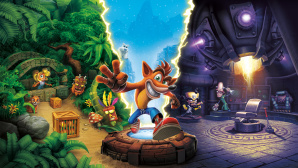 Crash Bandicoot � N.Sane Trilogy im Test © Activision